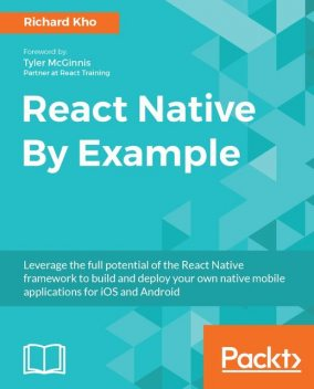 React Native By Example, Richard Kho