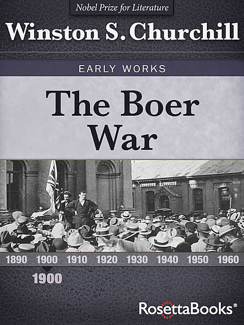 The Boer War, Winston Churchill