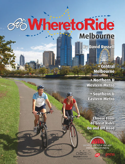 Where to Ride Melbourne, David Russell