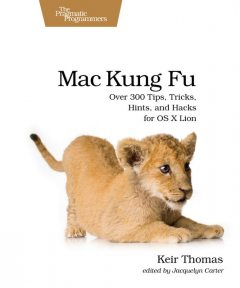 Mac Kung Fu (for Bruno Matricciano), Keir Thomas