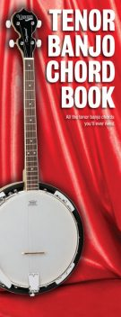 Tenor Banjo Chord Book, Wise Publications