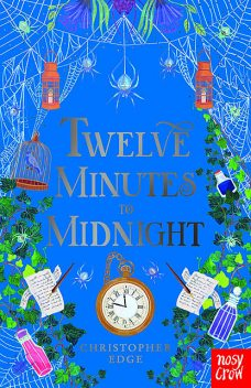 Twelve Minutes to Midnight, Christopher Edge