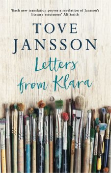 Letters from Klara, Tove Jansson