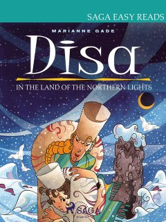 Disa in the Land of the Northern Lights, Marianne Gade