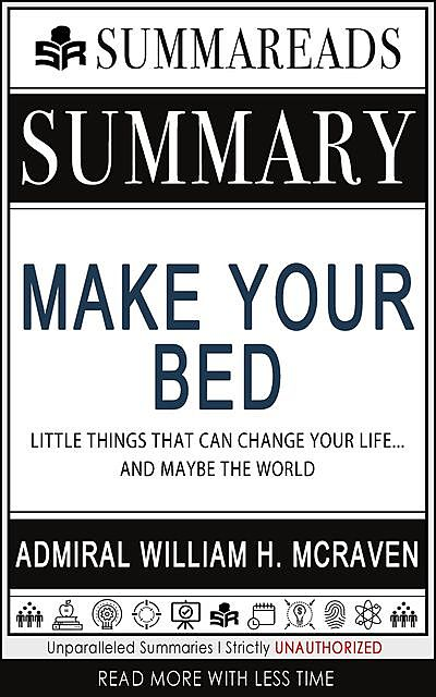 Summary of Make Your Bed, Summareads Media