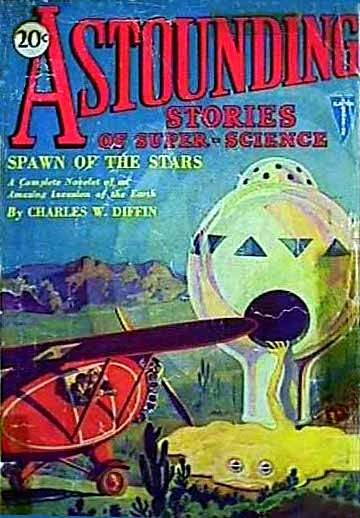 Astounding Stories of Super-Science February 1930, Various