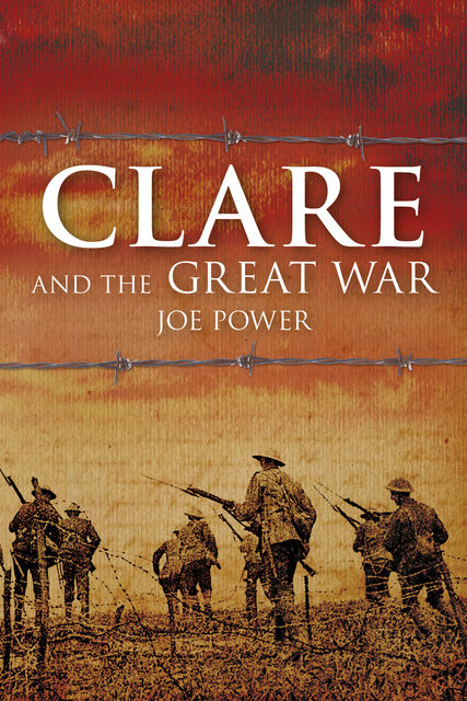 Clare and the Great War, Joe Power
