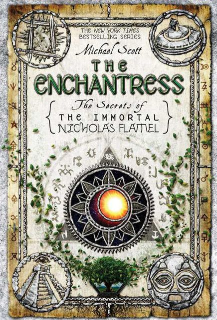 06 The Enchantress, Michael Scott