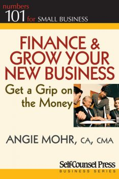 Finance & Grow Your New Business, Angie Mohr