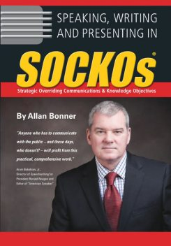 Speaking, Writing and Presenting In SOCKOS, Allan Bonner