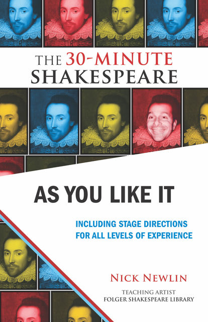 As You Like It: The 30-Minute Shakespeare, William Shakespeare