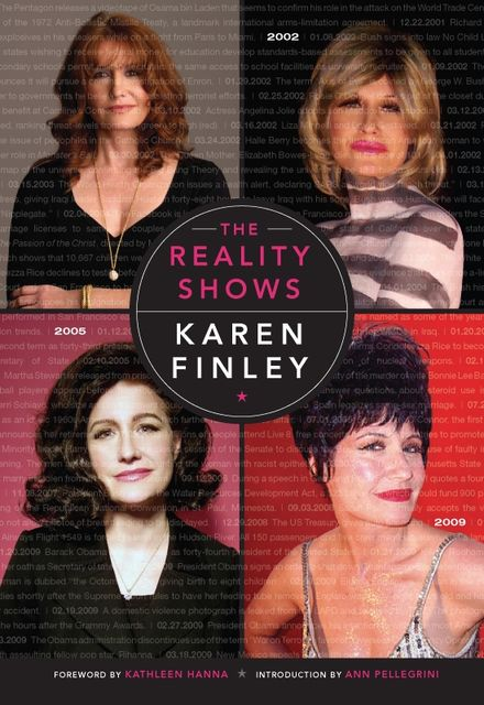 The Reality Shows, Karen Finley