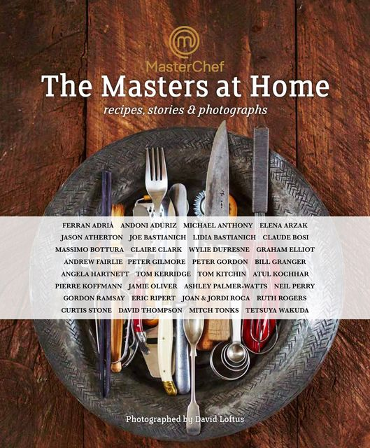 MasterChef: the Masters at Home, Bloomsbury Publishing