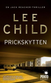 Prickskytten, Lee Child