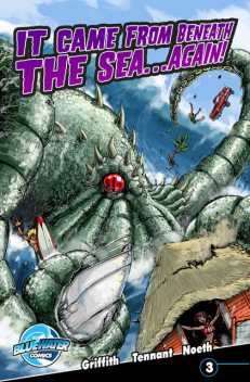 It Came From Beneath the Sea… Again! #3, Clay Griffith, Todd Tennant