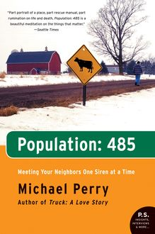 Population: 485, Michael Perry