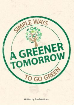 A Greener Tomorrow,