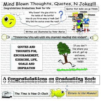 Mind Blown Thoughts, Quotes, N Jokes, Peter Merian