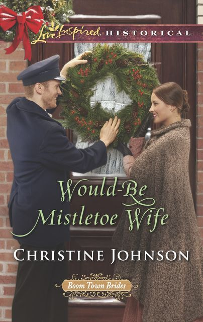 Would-Be Mistletoe Wife, Johnson Christine