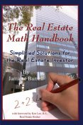 The Real Estate Math Handbook, Jamaine Burrell