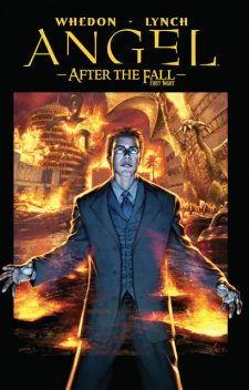 Angel: After The Fall Vol.2, Joss Whedon, Brian Lynch