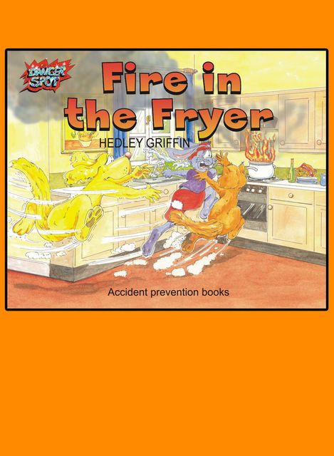 Fire in the Fryer, Hedley Griffin