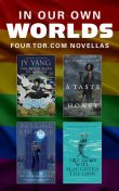 In Our Own Worlds: Four Tor.Com Novellas, Ellen Klages, Kai Ashante Wilson, JY Yang, Margaret Killjoy