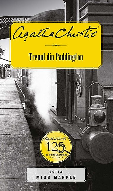 Trenul din Paddington, Agatha Christie