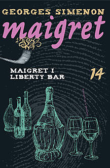 Maigret i Liberty Bar, Georges Simenon
