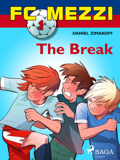FC Mezzi 1: The Break, Daniel Zimakoff