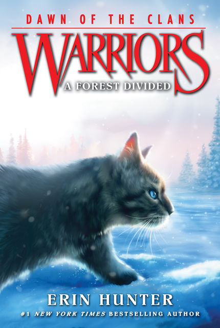 Warriors: Dawn of the Clans #5: A Forest Divided, Erin Hunter