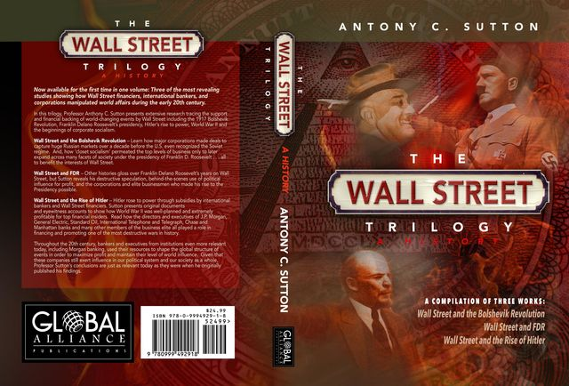 The Wall Street Trilogy, Antony Sutton