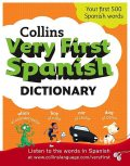 Collins Very First Spanish Dictionary, HarperCollins Publishers