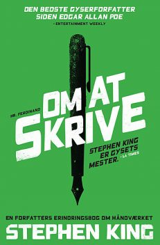 Om at skrive, Stephen King