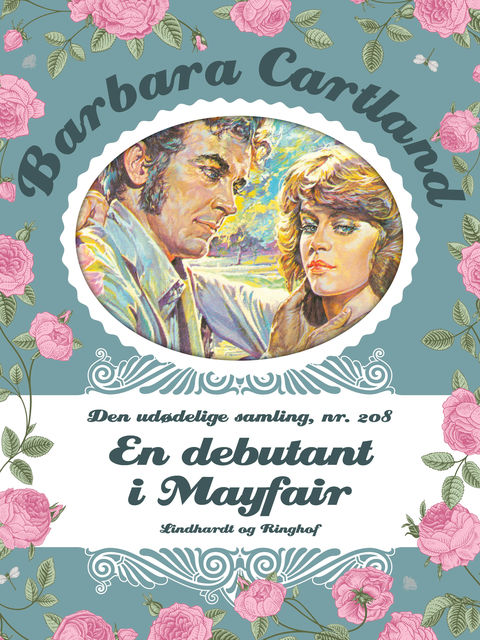 En debutant i Mayfair, Barbara Cartland