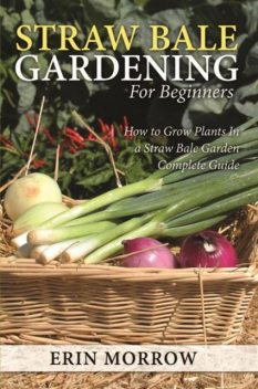 Straw Bale Gardening For Beginners, Erin Morrow
