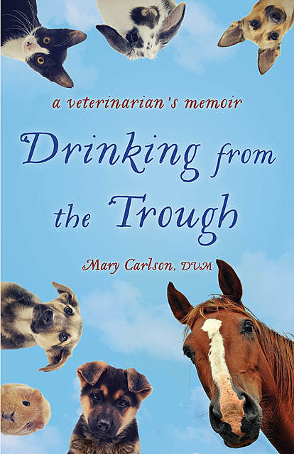 Drinking from the Trough, DVM, Mary E. Carlson