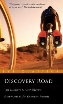 Discovery Road, Brown, Ranulph Fiennes, T.Garratt