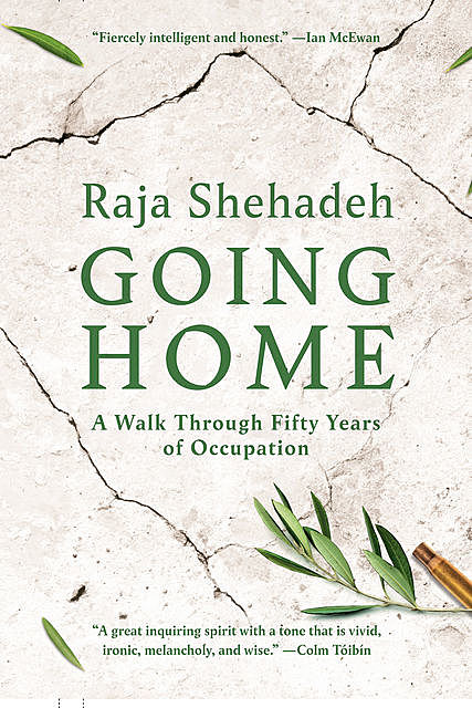 Going Home, Raja Shehadeh