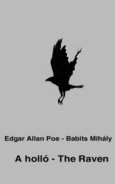 A holló – The Raven, Edgar Allan Poe