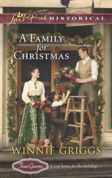 A Family for Christmas, Winnie Griggs