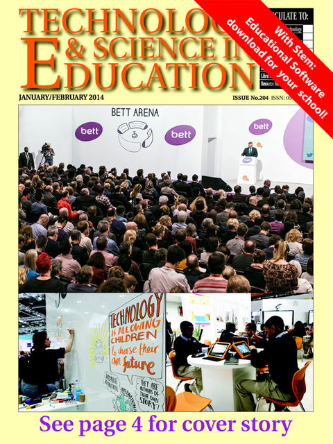 Technology and Science in Education Magazine: January/February 2014, Clive W.Humphris