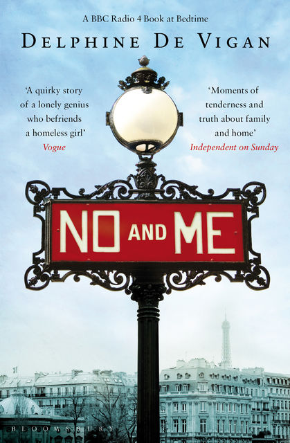 No and Me, Delphine de Vigan