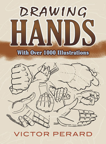 Drawing Hands, Victor Perard