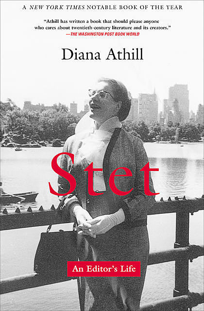 Stet, Diana Athill