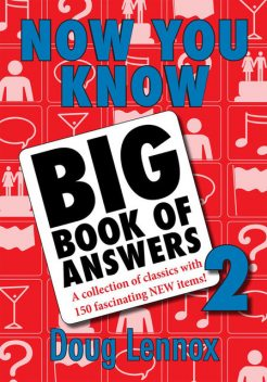 Now You Know Big Book of Answers 2, Doug Lennox