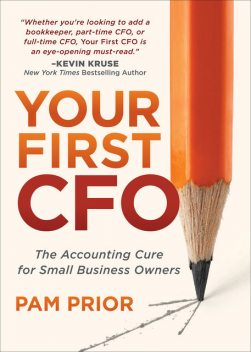 Your First CFO, Pam Prior