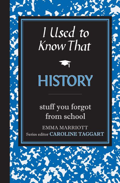 I Used to Know That, Emma Marriott