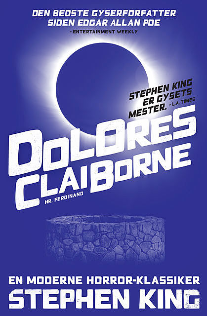 Dolores Claiborne, Stephen King