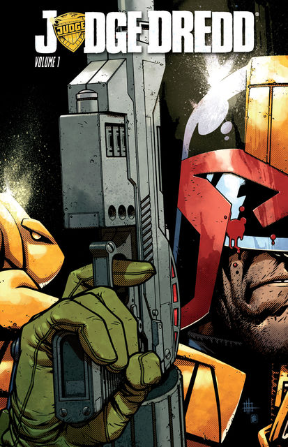 Judge Dredd Vol. 1, Duane Swierczynski